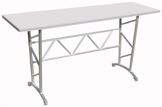 Odyssey ATT Truss Table for a DJ Setup - Silver - Rock and Soul DJ Equipment and Records