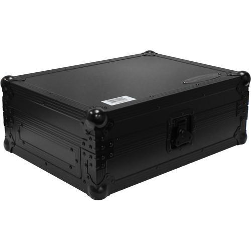 "Odyssey Innovative Designs Flight Zone Series Universal 12"" DJ Mixer Case with Extra Cable Space - Rock and Soul DJ Equipment and Records"