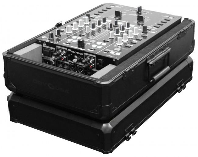 Odyssey Cases K10MIXBL | Black KROM Universal 10-inch DJ Mixer Case - Rock and Soul DJ Equipment and Records