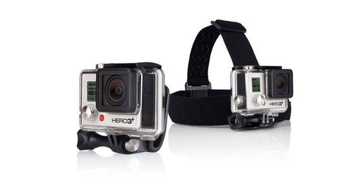 GoPro Clip Mount Bundle With Headstrap