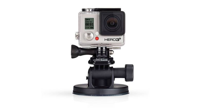 GoPro Suction Cup - Rock and Soul DJ Equipment and Records
