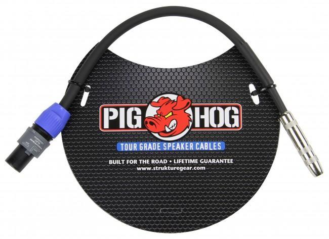 "Pig Hog 1ft 1/4"" female to SPKON adapter - Rock and Soul DJ Equipment and Records"