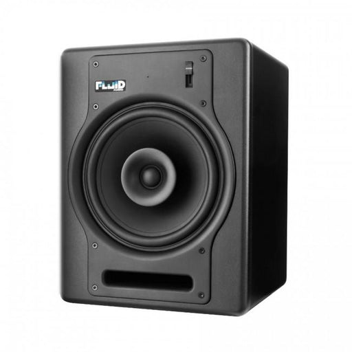 Fluid Audio Fader Series - FX8 - Two-Way Coaxial Active Studio Monitor - Rock and Soul DJ Equipment and Records