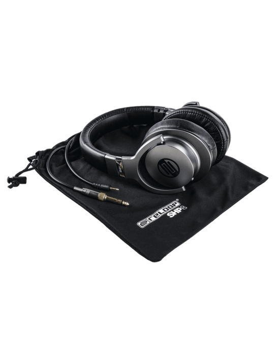 Reloop SHP-8 Professional Over-Ear Headphone for Studio and Monitoring