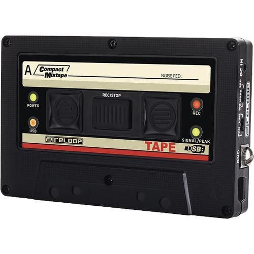 Reloop TAPE USB Recorder - Rock and Soul DJ Equipment and Records