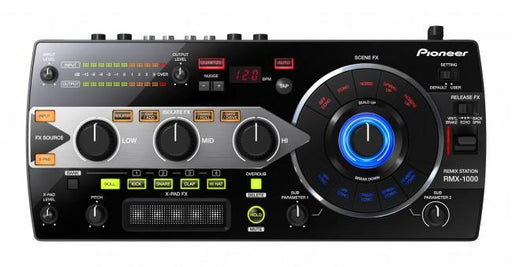 Pioneer RMX-1000 3-in-1 Remix Station With VST/AU Plug-ins on Rock and Soul
