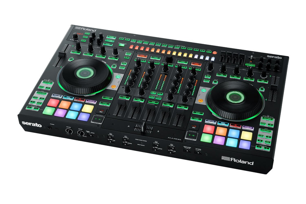 Roland DJ-808 4-Channel DJ Controller for Serato DJ ($100 Rebate)