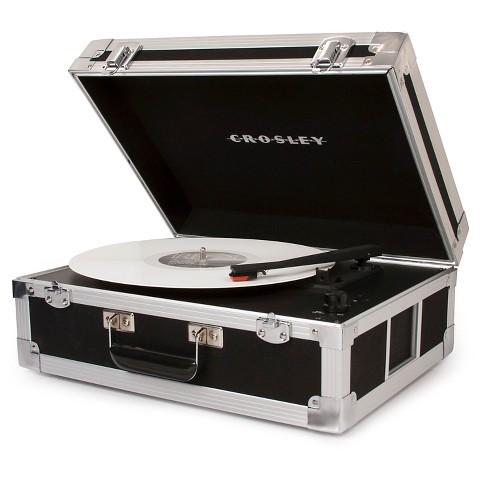 Crosley Bound Portable Turntable - Rock and Soul DJ Equipment and Records