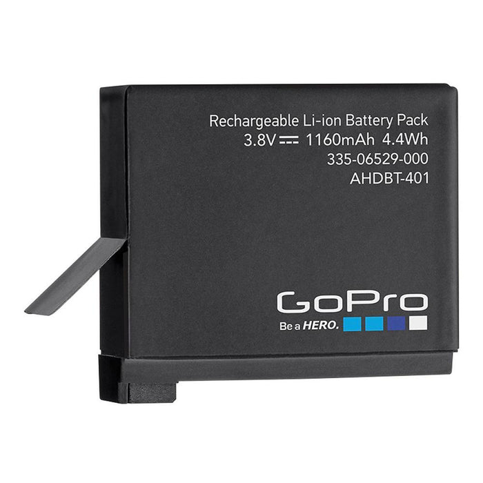 GoPro Rechargeable Battery for HERO4 and HERO4+ - Rock and Soul DJ Equipment and Records