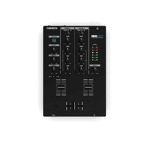 Reloop RMX-10BT Compact Bluetooth DJ Mixer (Open Box) - Rock and Soul DJ Equipment and Records