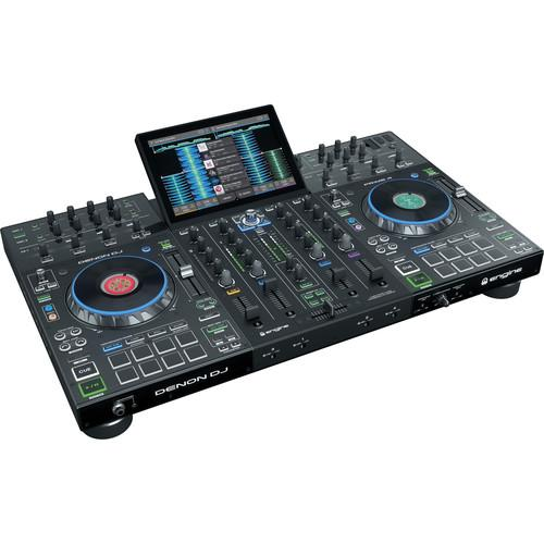 Denon DJ Prime 4 - Standalone DJ System - Rock and Soul DJ Equipment and Records