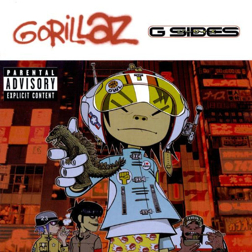 Gorillaz - G-Sides [LP] - Rock and Soul DJ Equipment and Records