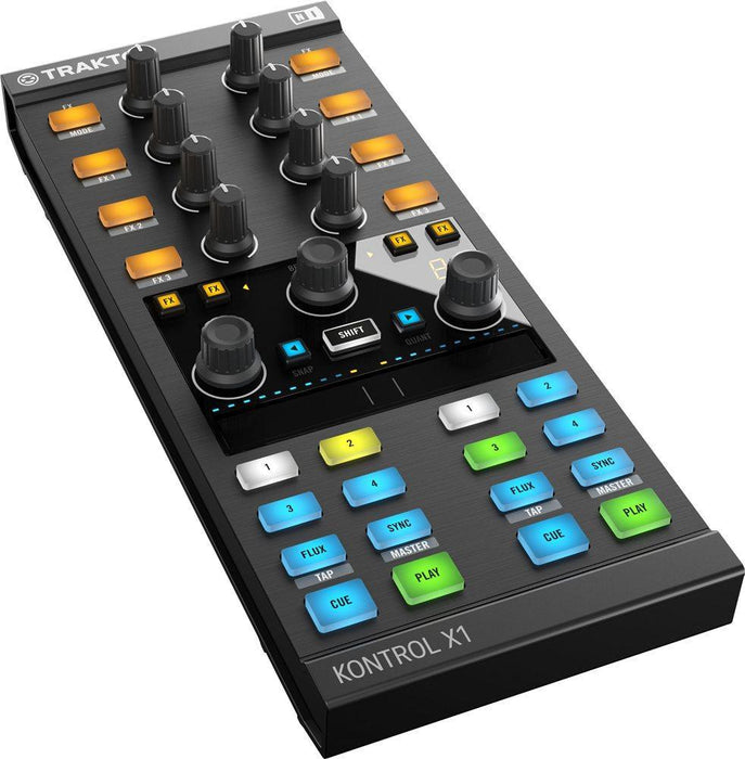 Native Instruments Traktor Kontrol X1 MK2 Performance DJ Controller - Rock and Soul DJ Equipment and Records