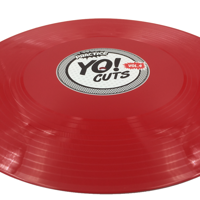 Practice Yo! Cuts Volume 4 - Red Vinyl