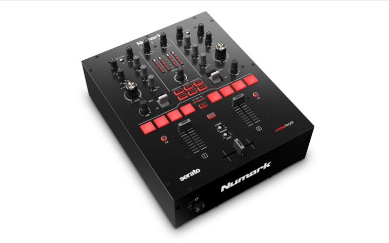 Numark Scratch - 2 channel scratch mixer for Serato DJ Pro (Open Box) - Rock and Soul DJ Equipment and Records