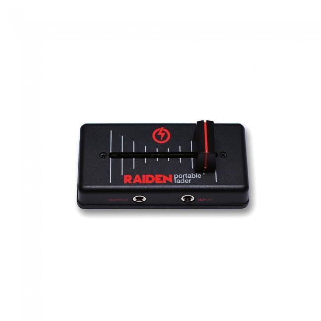Raiden Fader VVT-MK1 - Black/Red (Right Side Cut Off)