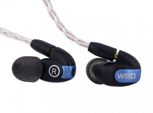 Westone W80 Eight-Driver with 3-Way Crossover In-Ear Monitor Headphone