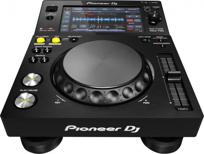 Pioneer XDJ-700 Multi Player