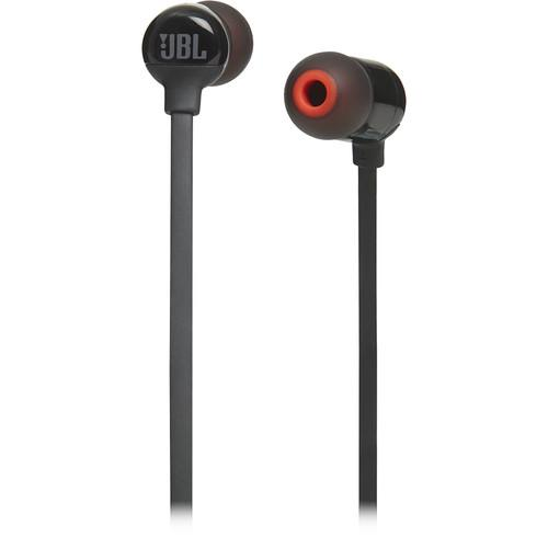 JBL T110BT Wireless In-Ear Headphones (Black)