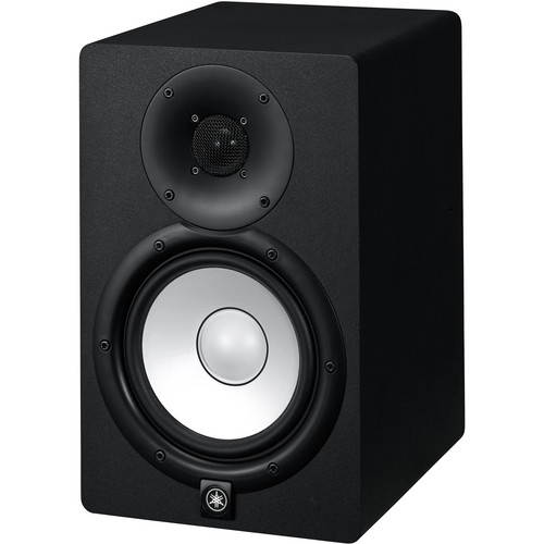 Yamaha HS7 Powered Studio Monitor (Single, Black)