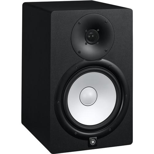 Yamaha HS8 Powered Studio Monitor (Pair) (B Stock) - Rock and Soul DJ Equipment and Records