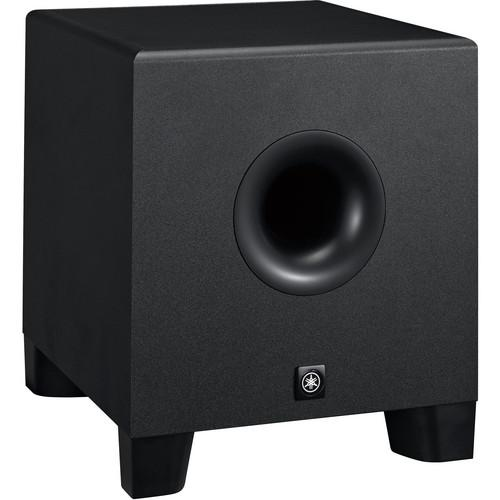 "Yamaha HS8S 8"" Powered Subwoofer - Rock and Soul DJ Equipment and Records"