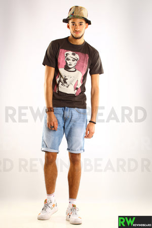 T-shirt Homme Rock Blondie