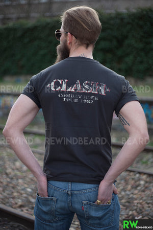 T-shirt Homme Rock The Clash
