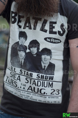 T-shirt Homme Rock The Beatles