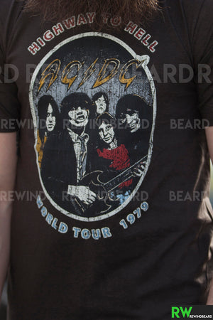 T-shirt Rock Homme ACDC