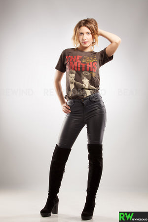 T-shirt Femme Rock The Smith