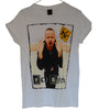 T-shirt Femme Exclusive A Breaking Bad Jessie Pinkman Yo Bitch !!