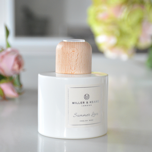 'Summer Love' - Natural Reed Diffuser | English Rose