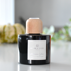 Autumn Glow - Natural Reed Diffuser | Bay Leaf, Lily & Precious Woods