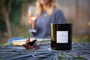 Autumn Glow - Luxury 3 Wick Candles | Bay Leaf, Lily & Precious Woods