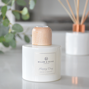 Happy Day  -  Natural Reed Diffuser | Mimosa & Mandarin