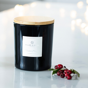 'Winter Magic' - Luxury Soy Candle | Cinnamon Sticks