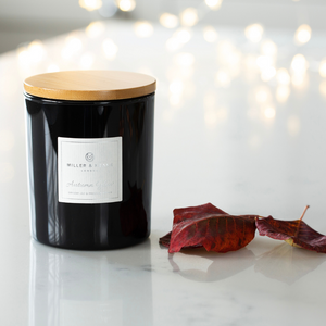 Autumn Glow - Luxury Soy Candle | Bayleaf, Lily & Precious Woods