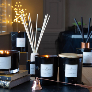 'Winter Magic' - Natural Reed Diffuser | Cinnamon Sticks