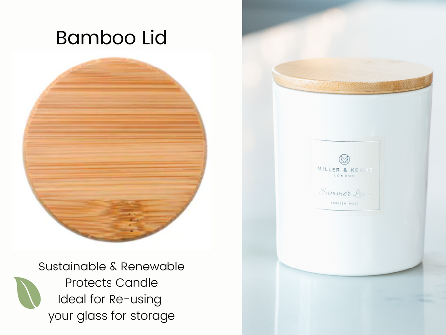 Bamboo Lid