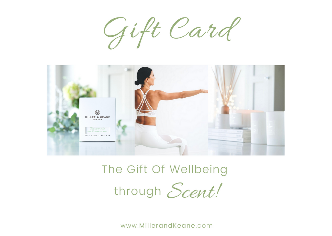 NEW! Miller and Keane Gift Card