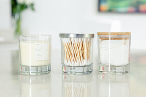 Summer Love - Luxury  Soy Candle| English Rose