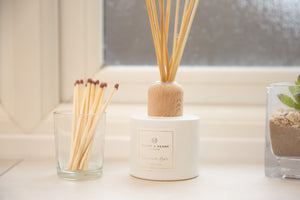 Refill for ''Rejuvenate' Refill for Reed Diffuser (includes New Reeds) | Lime, Basil & Mandarin