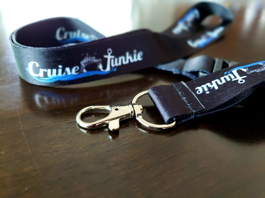 Cruise Lanyard, Cruise Accessories