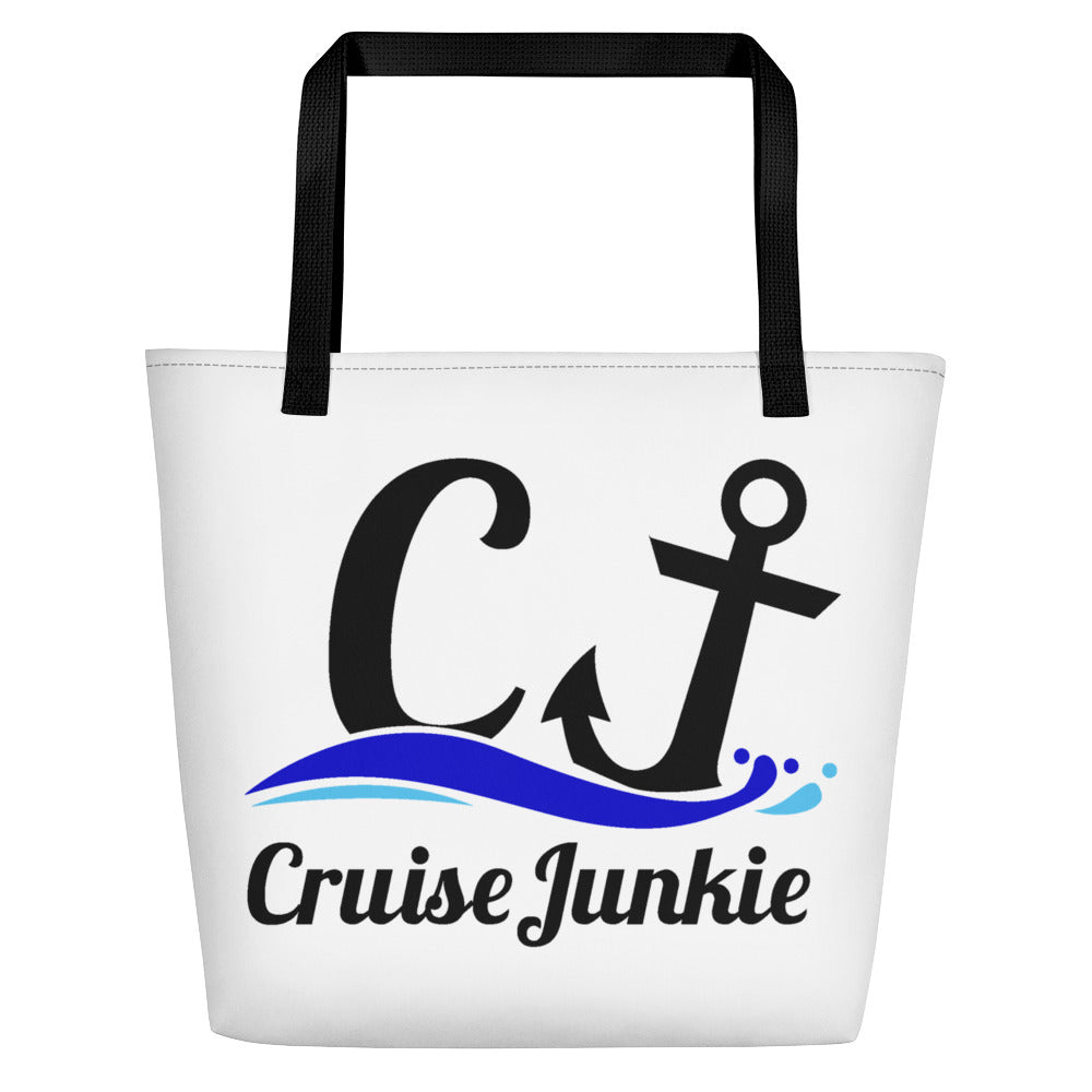Cruise Junkie Beach Bag