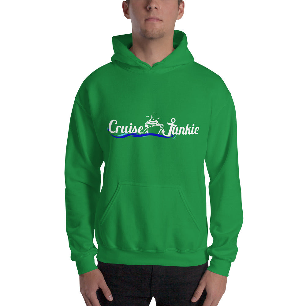 Cruise Junkie Classic Hooded Sweatshirt