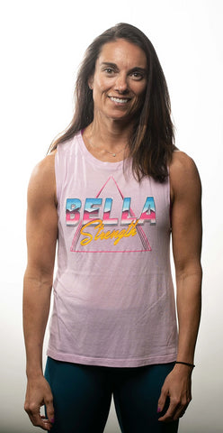 Miami Vice Muscle Tank