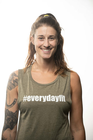 #everydayfit Muscle Tank