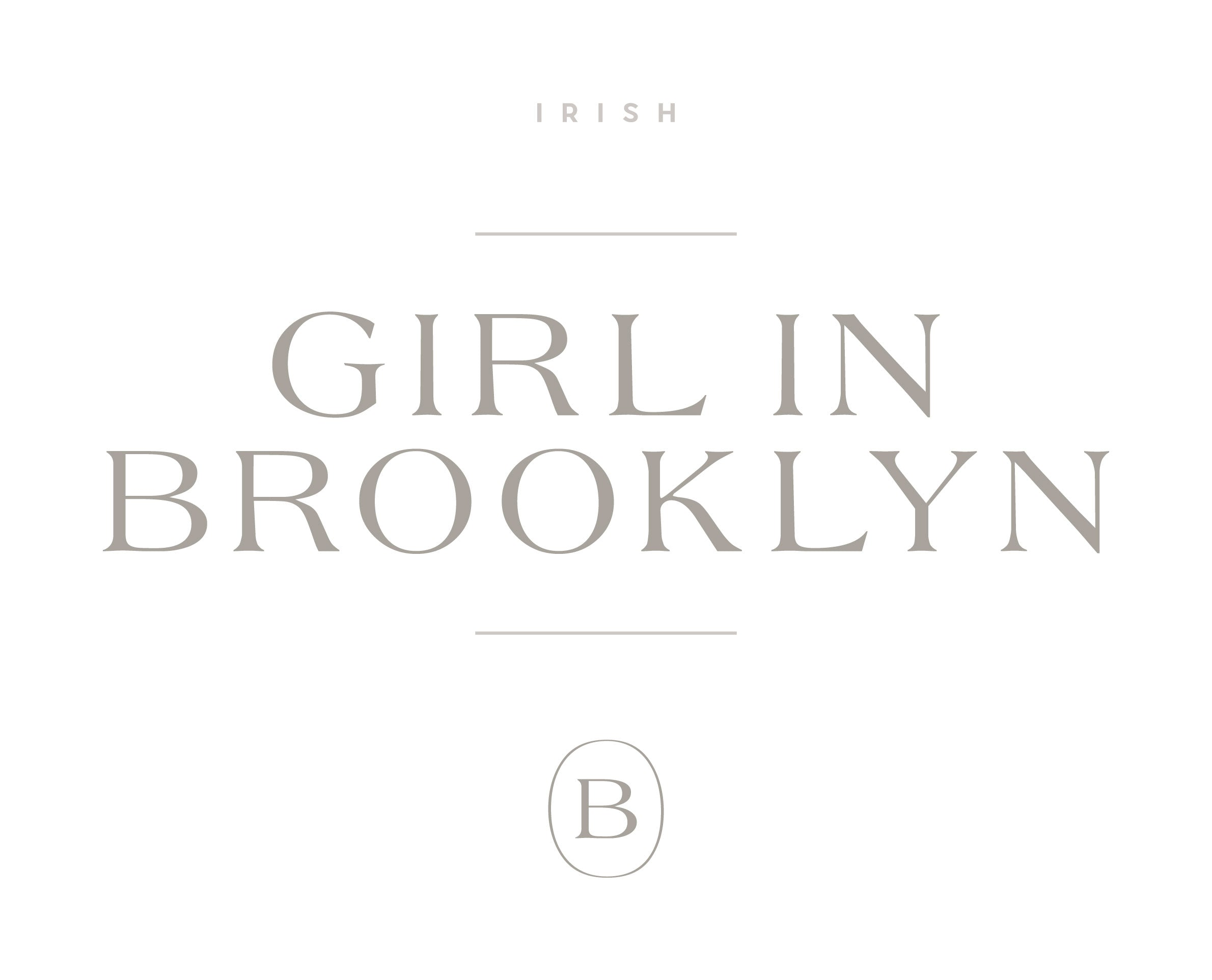 Irish Girl in Brooklyn Logo