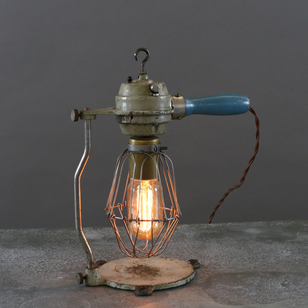Vintage Hand Mixer Light
